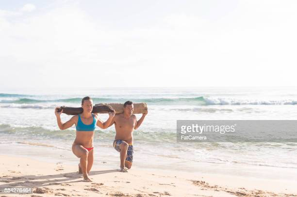 Hawaiian Beach Workout