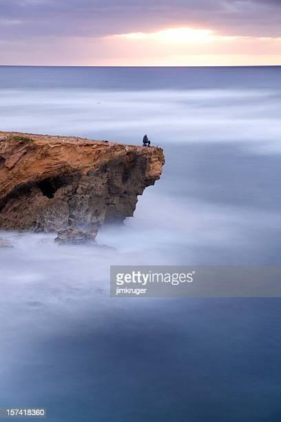 hawaiian muelle. - flanco de valle fotografías e imágenes de stock