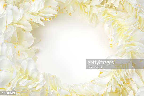 hawaiian lei - garland stock pictures, royalty-free photos & images