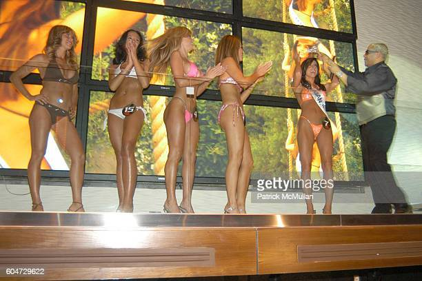 Hawaiian Tropic Models attends Private Grand Opening For Hawaiian Tropic Zone at Hawaiian Tropic Zone on September 21 2006 in New York City