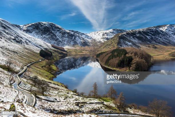 haweswater - lake district - local landmark stock pictures, royalty-free photos & images