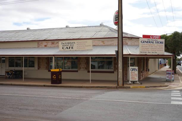 AUS: General Views Of Hawker, South Australia