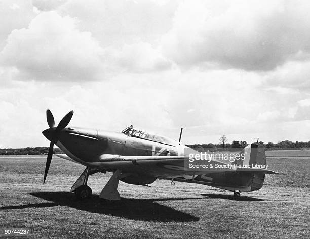 Hawker Hurricane MkI NoL1592 This particular Hurricane fought over Dunkirk and in the Battle of Britain front Although similar in appearance to the...