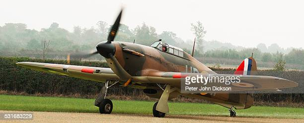 Hawker Hurricane R4118 is regarded as the most historic British aircraft in flying condition from the Second World War With 49 combat sorties and...