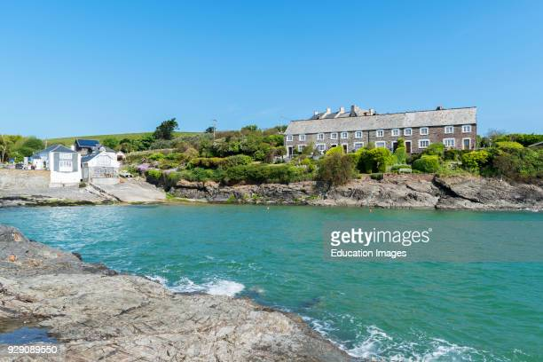 Hawkers Cove Near Padstow On The North Coast Of Cornwall England UK