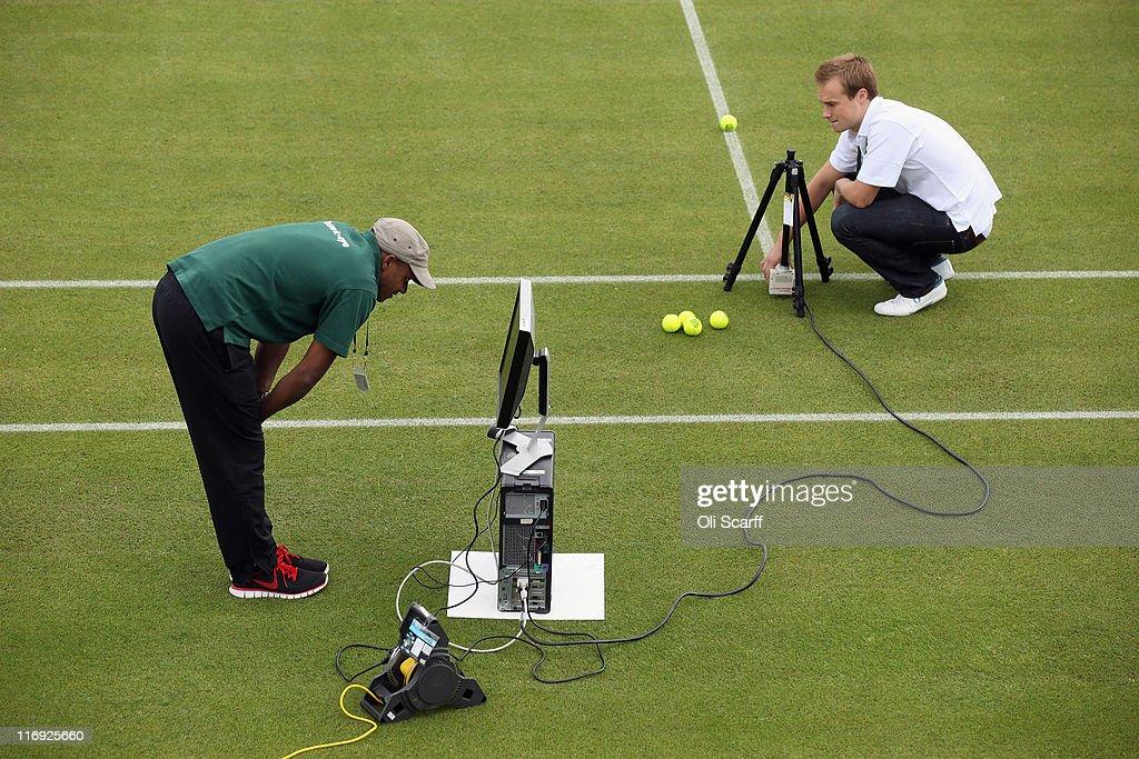 The Championships - Wimbledon 2011 - Previews : ニュース写真