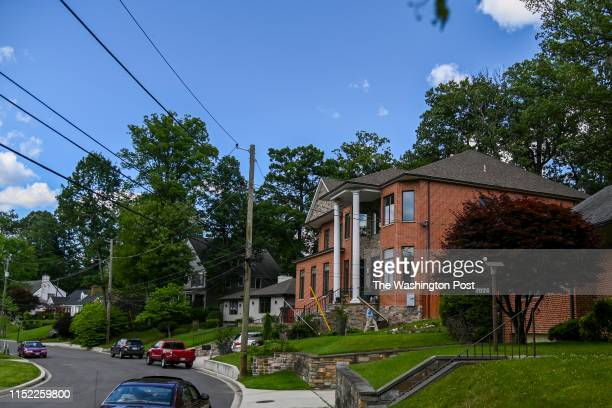 Hawthorne is a quiet suburbanfeeling neighborhood that sits north of Friendship Heights and Chevy Chase right on the District's border with Maryland...