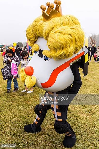 Hayabuchao Mascot Japanese celebrate the silly eccentric and adorable like no other country Its obsession with the yurukyara mascots is a perfect...