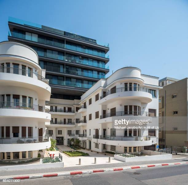 96 Hayarkon renovated Bauhaus building by Bar Orian architects april 16th 2017 Tel AvivYafo Israel