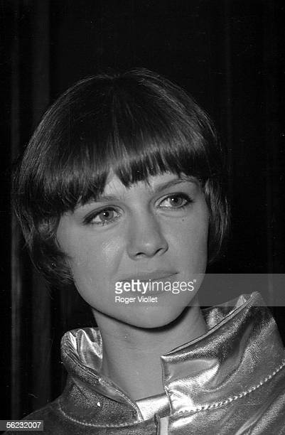 Haydee Politoff French actress France 1967 HA2184