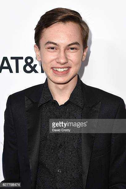 Hayden Byerly attends the TrevorLIVE Los Angeles 2016 Fundraiser Arrivals at The Beverly Hilton Hotel on December 4 2016 in Beverly Hills California