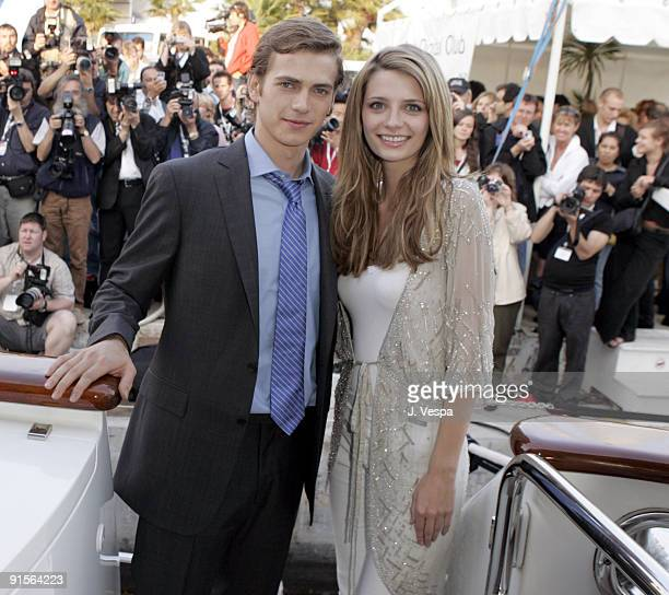 Hayden Christensen and Mischa Barton