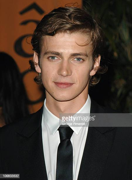 Hayden Christensen during 2005 Cannes Film Festival 'Star Wars Episode III Revenge of the Sith' Premiere After Party in Cannes France