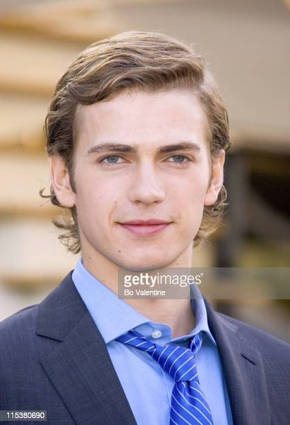 Hayden Christensen during 2005 Cannes Film Festival The Decameron Photocall at Yacht Satine in Cannes France