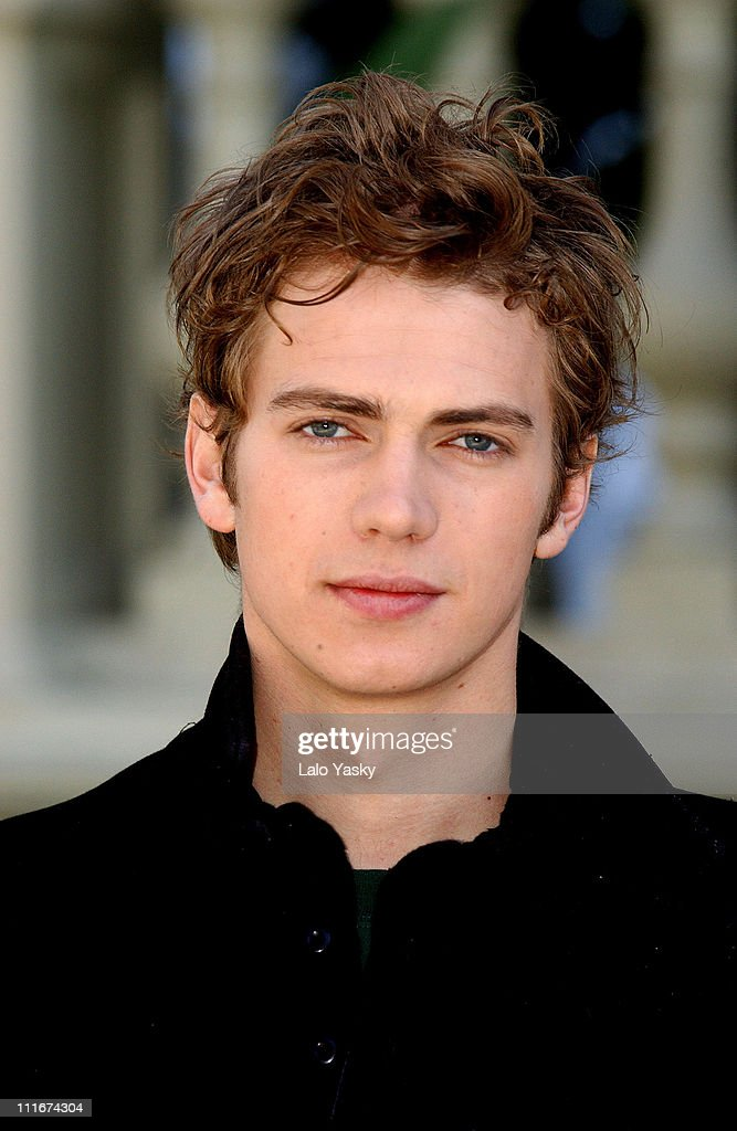 "Hayden Christensen Photocall for ""Shattered Glass"" - Madrid"