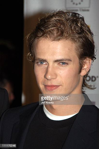 Hayden Christensen during Hollywood Film Festival World Premiere of 'Shattered Glass' at Arclight Cinema in Hollywood California United States
