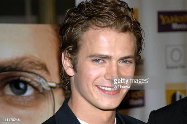 Hayden Christensen during Hollywood Film Festival World Premiere of Shattered Glass at Arclight Cinema in Hollywood California United States