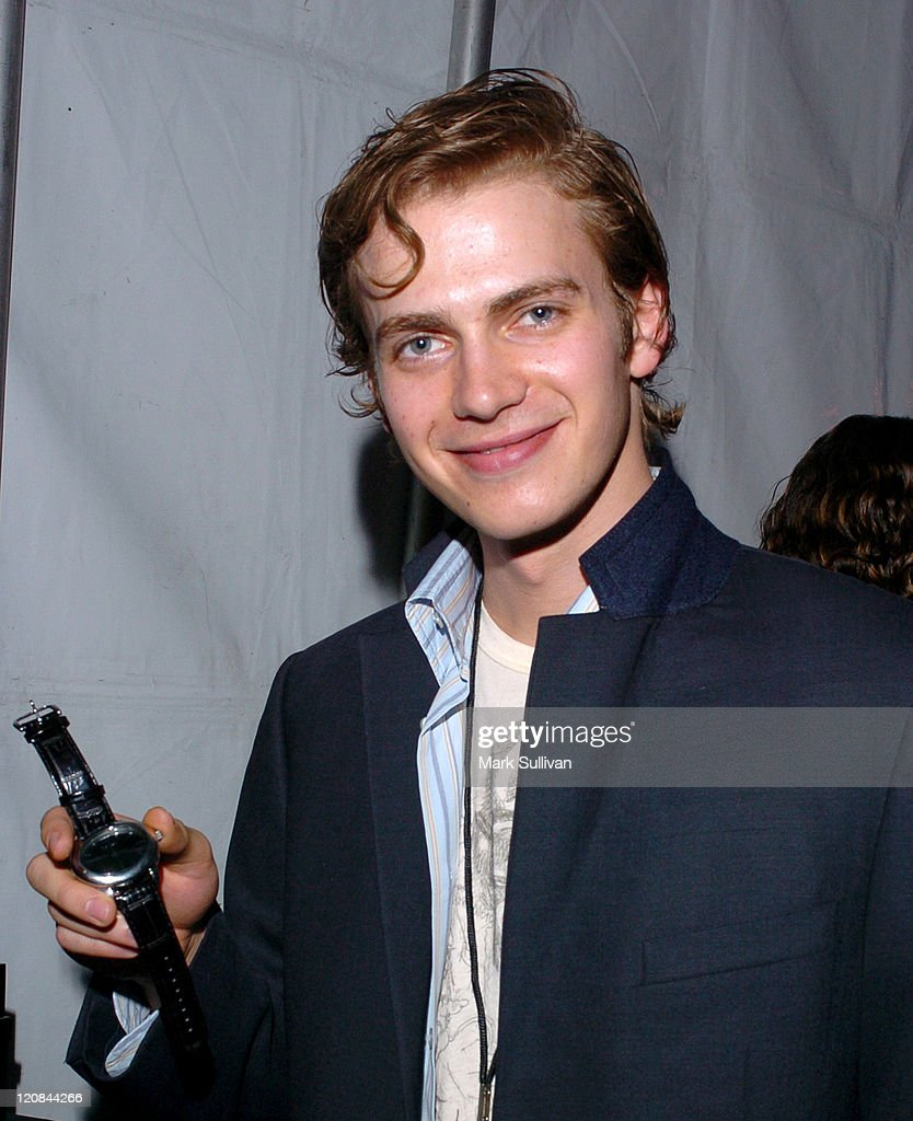 Hayden Christensen during Mattel Celebrity Retreat Presented by Backstage Creations at Kids' Choice Awards '05 - Day 2 at UCLA Pauley Pavilion in Westwood, California, United States.