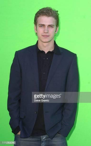 Hayden Christensen during The 19th Annual IFP Independent Spirit Awards Arrivals at Santa Monica Pier in Santa Monica California United States