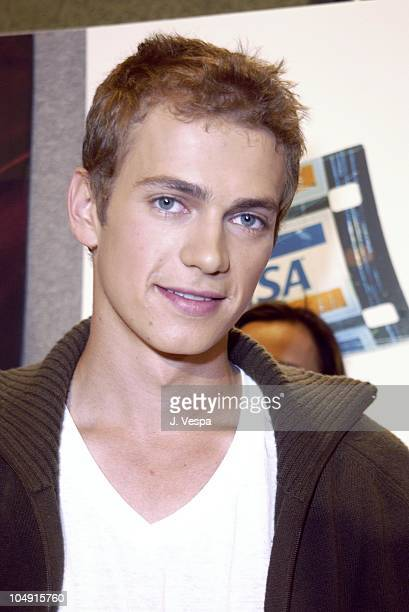 Hayden Christensen during Toronto 2001 Life of a House Press Conference at Press Conference in Toronto Canada
