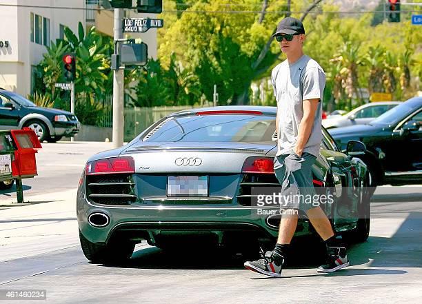 Hayden Christensen is seen on July 25 2012 in Los Angeles California