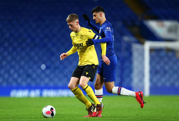 GBR: Chelsea FC v Millwall FC - FA Youth Cup: Sixth Round