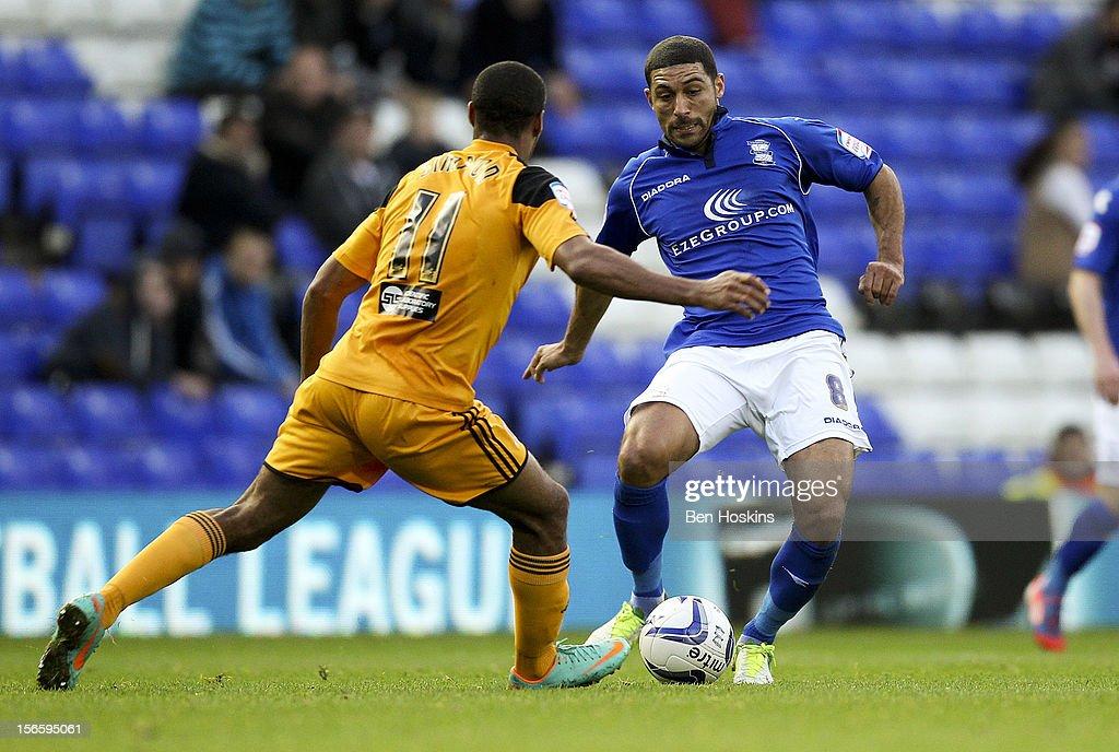 Birmingham City v Hull City - npower Championship