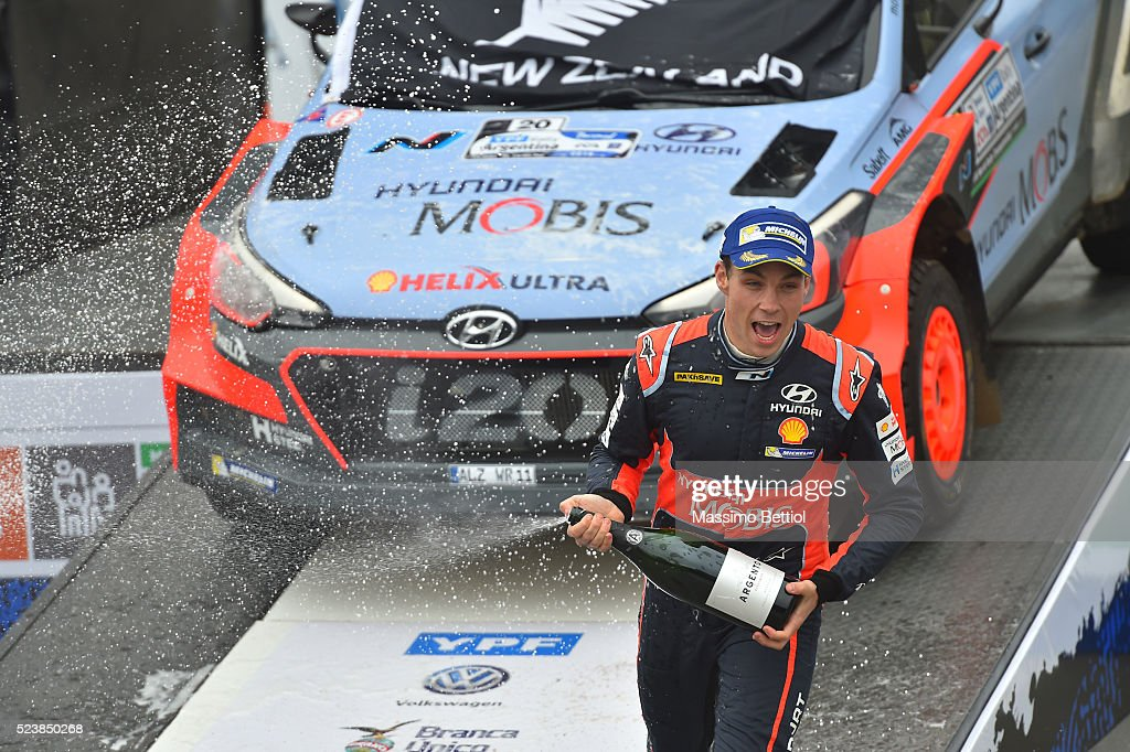FIA World Rally Championship Argentina -  Day Three