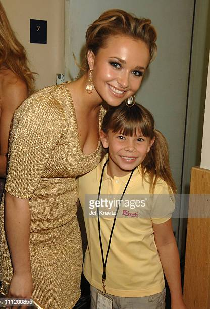 Hayden Panettiere and Bindi Irwin *Exclusive Coverage*