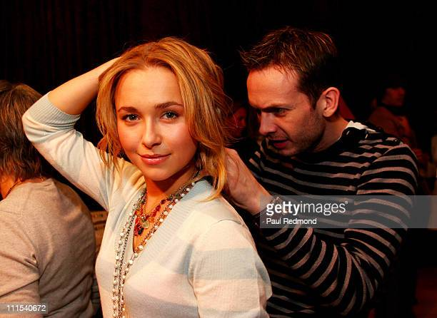 Hayden Panettiere and Michael Dean Shelton during In Style Luxury Suites at The Four Seasons Beverly Hills - Day 1 at Four Seasons Hotel in Beverly...