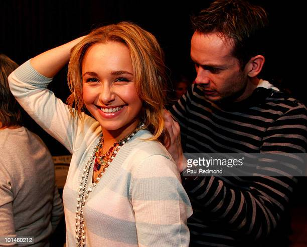 Hayden Panettiere and Michael Dean Shelton