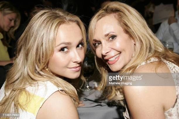 Hayden Panettiere and mother Lesley Vogel *EXCLUSIVE*