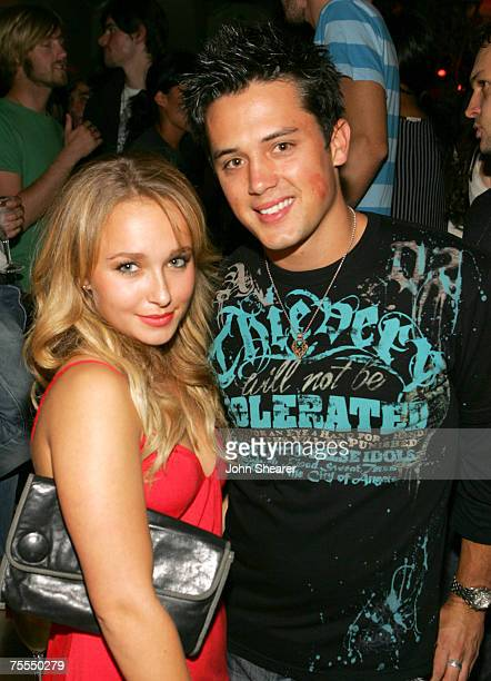 Hayden Panettiere and Stephen Colletti