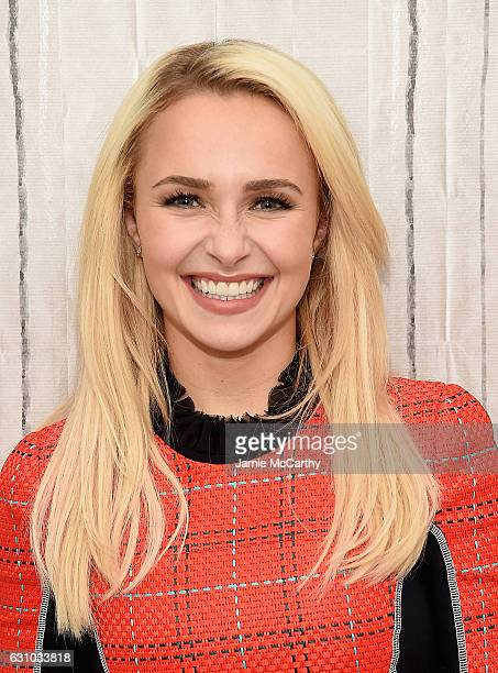Hayden Panettiere attends Build Presents Charles Esten Hayden Panettiere Discussing Nashville at AOL HQ on January 5 2017 in New York City