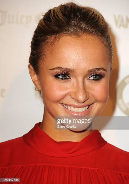 Hayden Panettiere attends Vanity Fair And Juicy Couture Host 'Vanities' 20th Anniversary Party Supporting All It Takes at Siren Studios on February...
