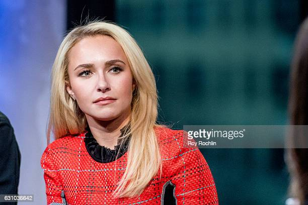 Hayden Panettiere discusses Nashville with the Build Series at AOL HQ on January 5 2017 in New York City