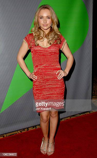 Hayden Panettiere during NBC TCA Winter Press Tour AllStar Party at Ritz Carlton in Pasadena California United States