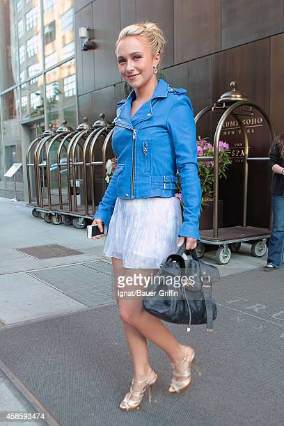Hayden Panettiere is seen on May 19 2012 in New York City