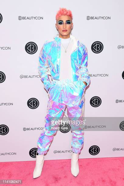 Hayden Robinson attends Beautycon Festival New York 2019 at Jacob Javits Center on April 07 2019 in New York City