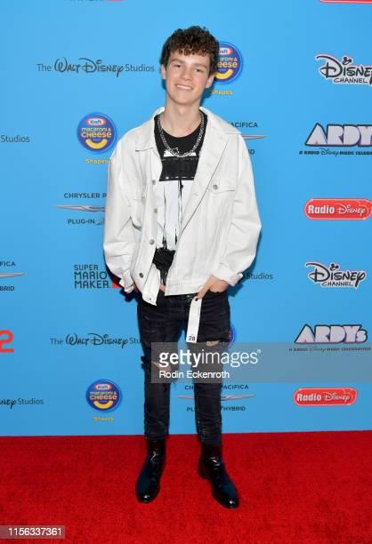 Hayden Summerall attends the 2019 Radio Disney Music Awards at CBS Studios Radford on June 16 2019 in Studio City California