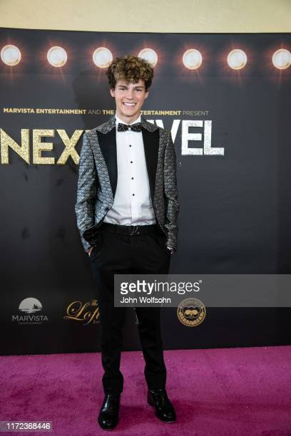 Hayden Summerall attends the premiere of The Loft Entertainment and MarVista Entertainment's Next Level at Regency Bruin Theatre on September 04 2019...