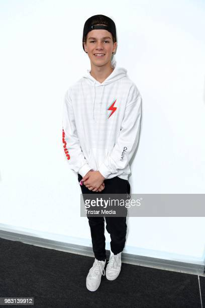 Hayden Summerall attends the YOU Summer Festival 2018 on June 24 2018 in Berlin Germany