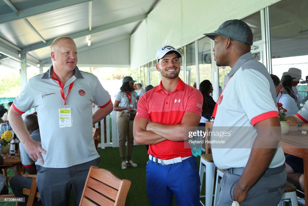 Nedbank Golf Challenge - Day One : News Photo