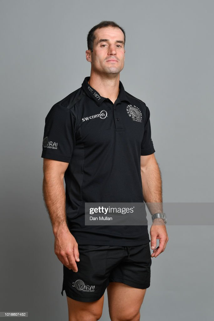 Exeter Chiefs Squad Photo Call