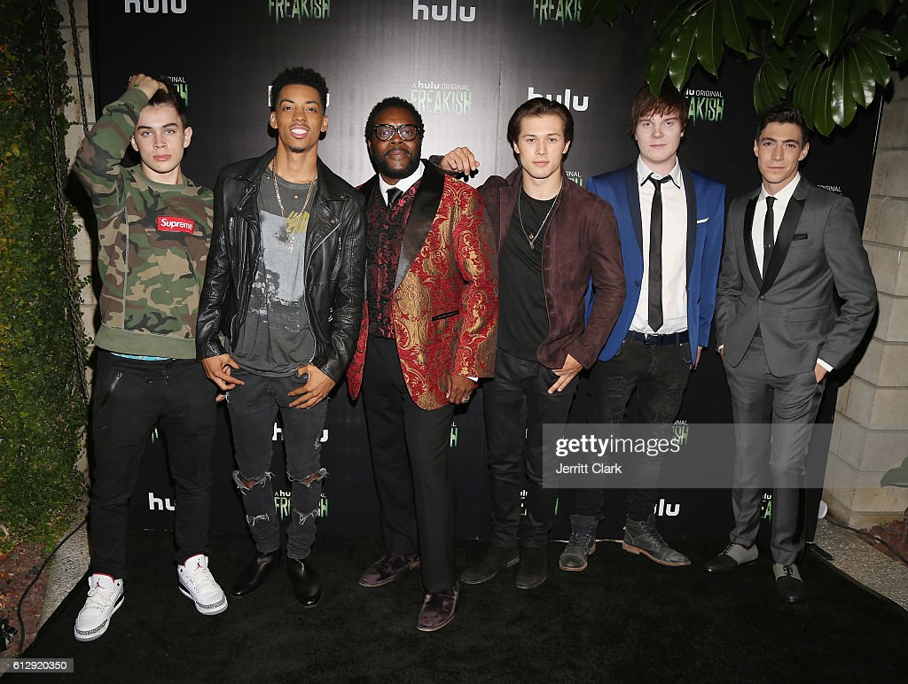 Leo howard photos pictures of leo howard getty images hayes grier melvin gregg chad l coleman leo howard adam hicks kristyandbryce Gallery