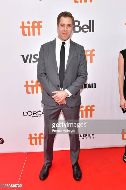 """Hayes Mercure attends the """"Just Mercy"""" premiere during the 2019 Toronto International Film Festival at Roy Thomson Hall on September 06, 2019 in..."""