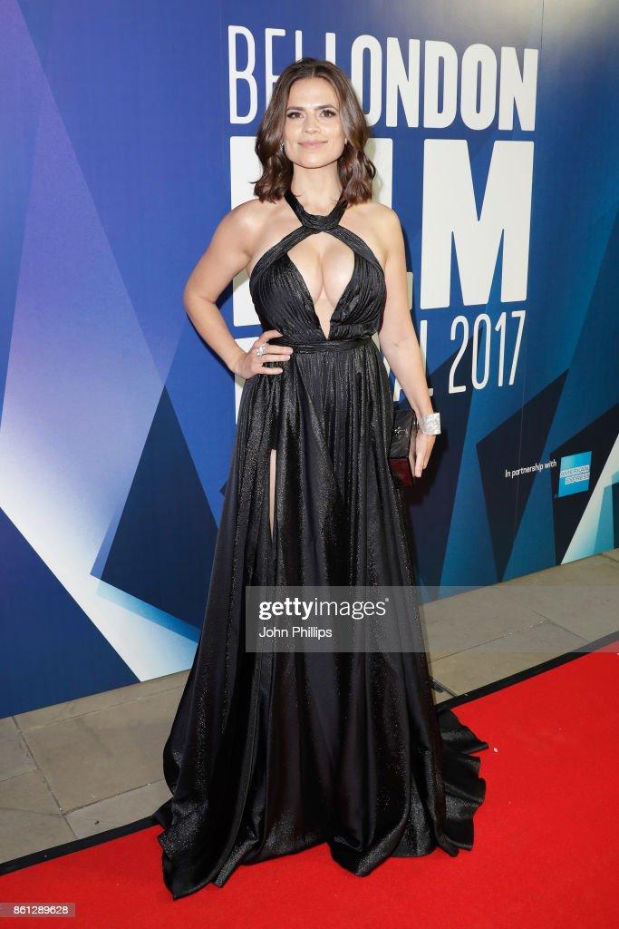 61st BFI London Film Festival Awards - Red Carpet Arrivals : News Photo