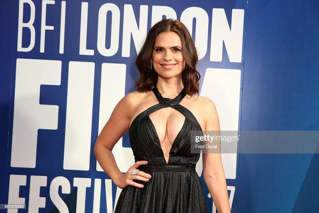 61st BFI London Film Festival Awards : News Photo