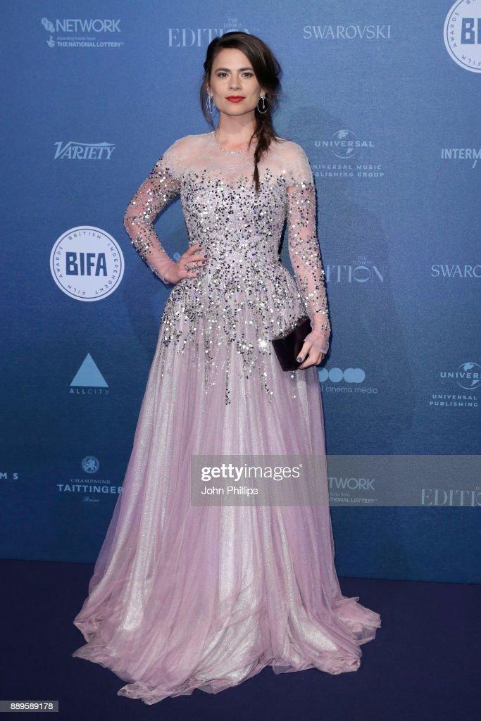 British Independent Film Awards - Red Carpet Arrivals : News Photo