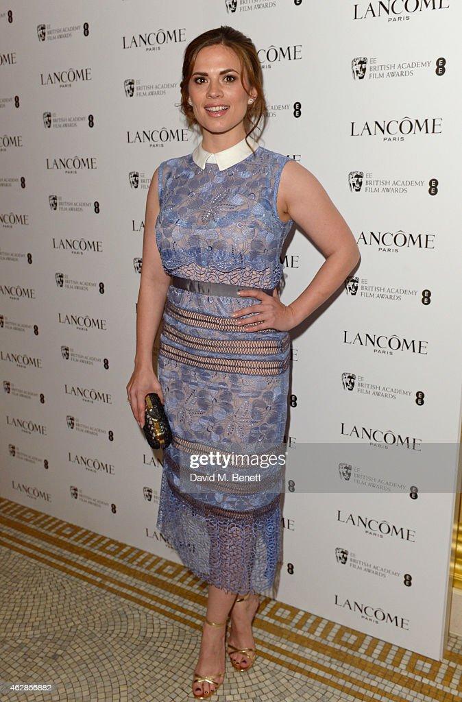 Lancome Loves Alma Pre-BAFTA Party : News Photo